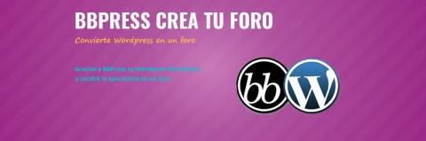 Wordpress-foro-BBpress