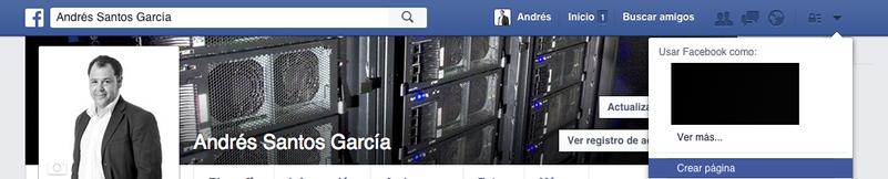 Perfil personal Facebook